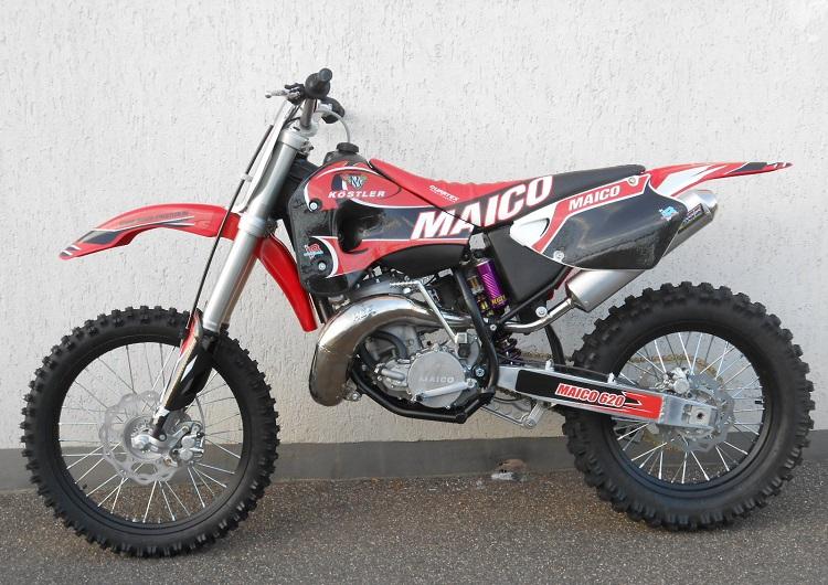 Dirt Bike Brands - Maico 685 Enduro
