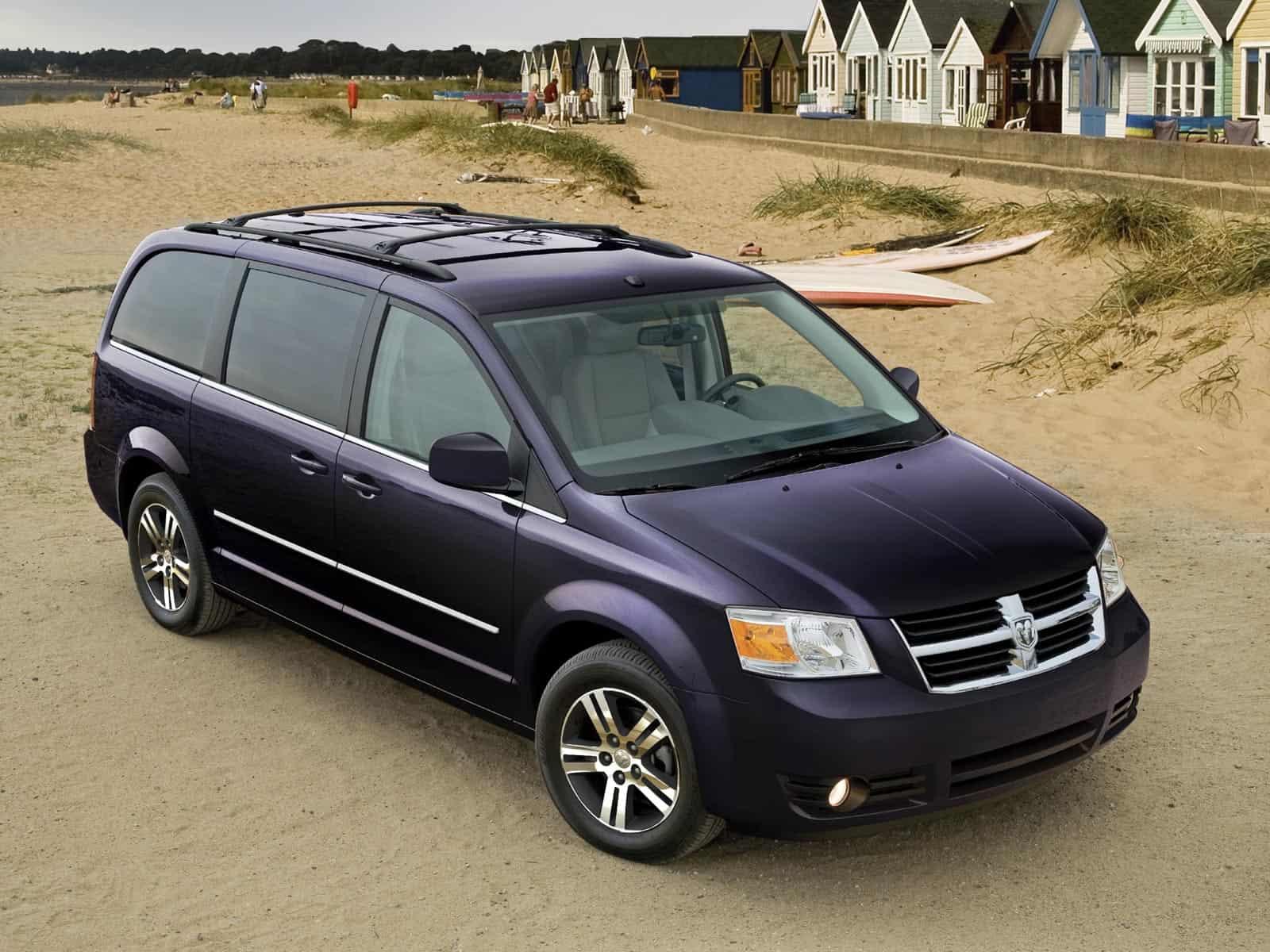 Dodge Grand Caravans are reliable cars under 5000