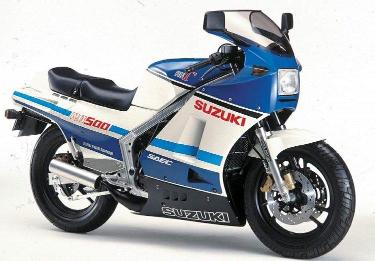 Dream Sportsbike - Suzuki RG500
