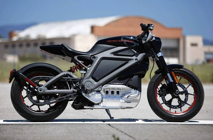 Best Electric Motorcycle - Electric Bike - Harley-Davidson LiveWire