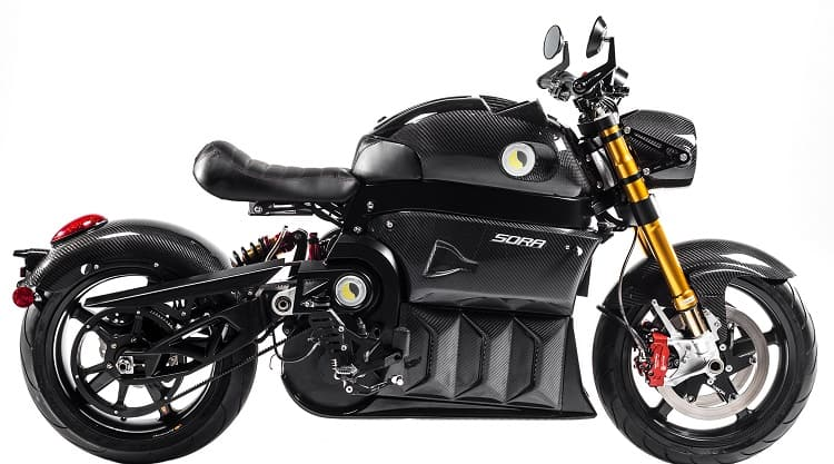 Best Electric Motorcycle - Electric Bike - Lito Sora