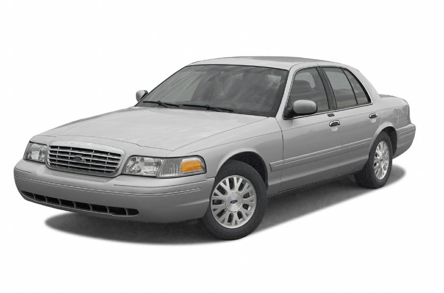 Ford Crown Victoria Front 3/4  - Used Cars Under 2000