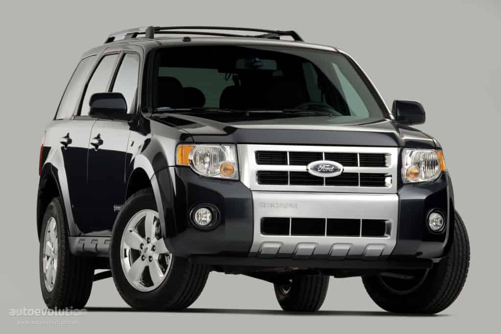 The Ford Escapes is on our list of cars under 5000