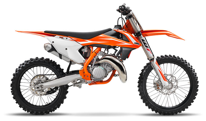 Best KTM Dirt Bikes - 2018 KTM 125 SX