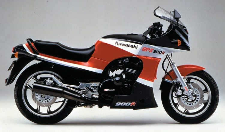Best Kawasaki Ninja Models - GPZ900R
