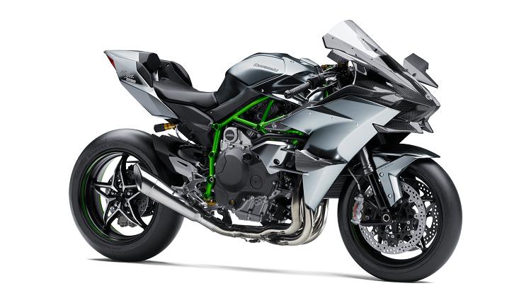 Best Kawasaki Ninja Models - Kawasaki H2R