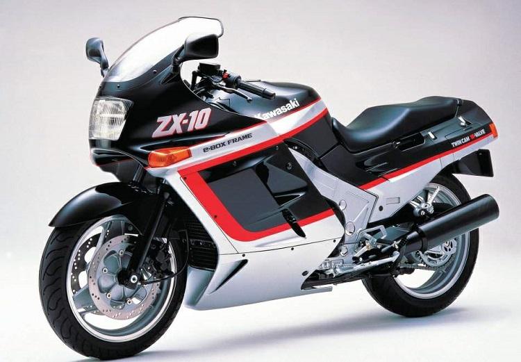 Best Kawasaki Ninja Models - ZX-10 Tomcat