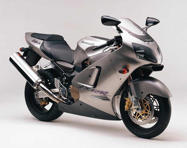 Best Kawasaki Ninja Models - ZX-12R