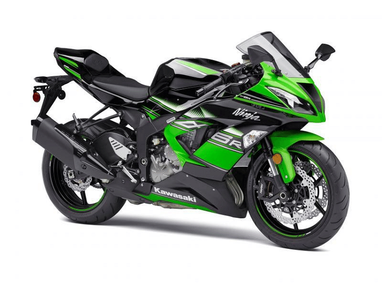 Best Kawasaki Ninja Models - ZX-6R