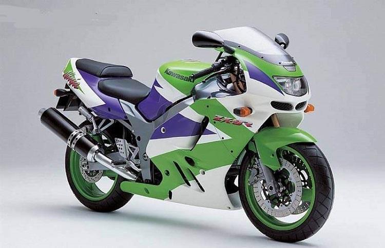 Best Kawasaki Ninja Models - ZX-9R