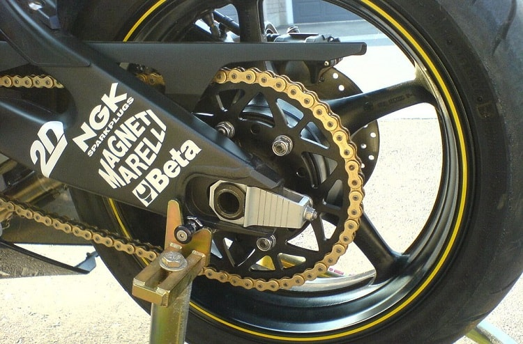 Make Your Motorcycle Faster - Gearing