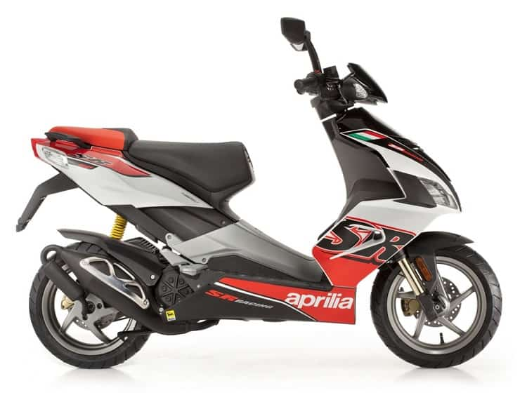 Scooters For Sale - Aprilia SR Factory