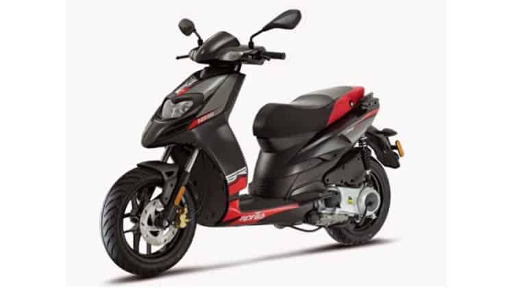 Best 50cc Scooters For Sale - Aprilia SR Motard 50