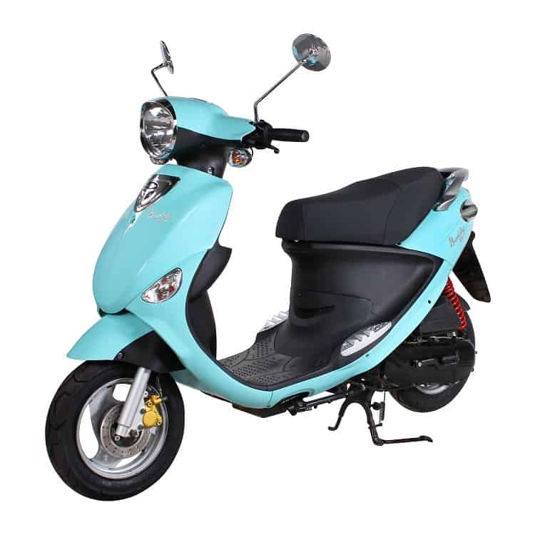 Best 50cc Scooters For Sale - Genuine Buddy 50cc