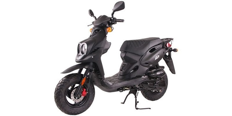 Best 50cc Scooters For Sale - Genuine Roughhouse