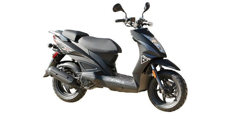 Best 50cc Scooters For Sale - Kymco Super 8 50X