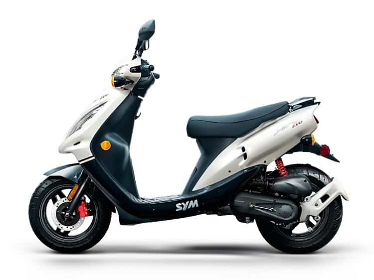 Best 50cc Scooters For Sale - SYM Jet 50