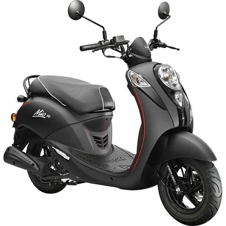 Best 50cc Scooters For Sale - SYM Mio 50cc