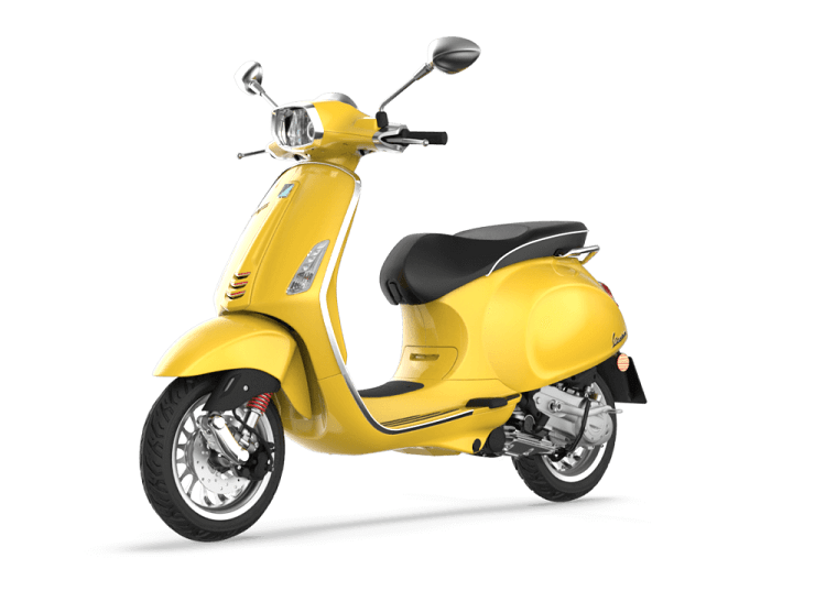 Best 50cc Scooters For Sale - Vespa Sprint 50