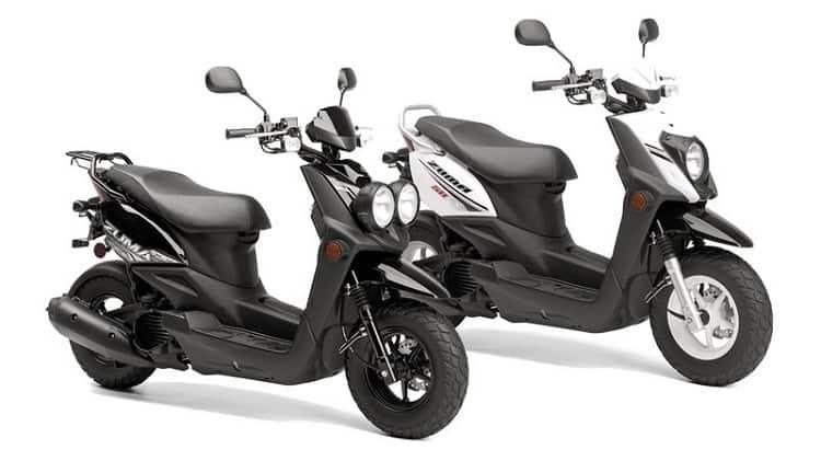 Best 50cc Scooters For Sale - Yamaha Zuma 50F FX