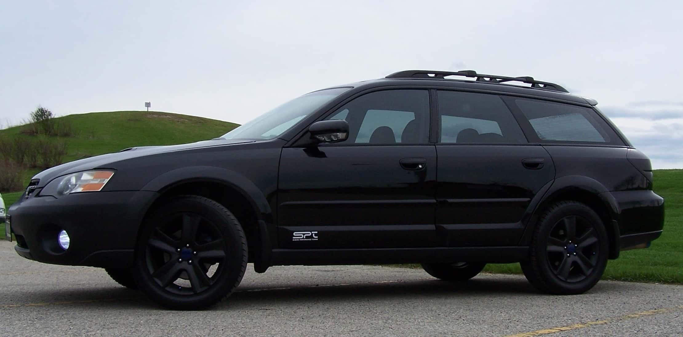Subaru Outbacks are better cars under 5000 than the Subaru WRX.
