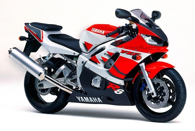 Cheap Track Motorcycle - 1998 Yamaha R6