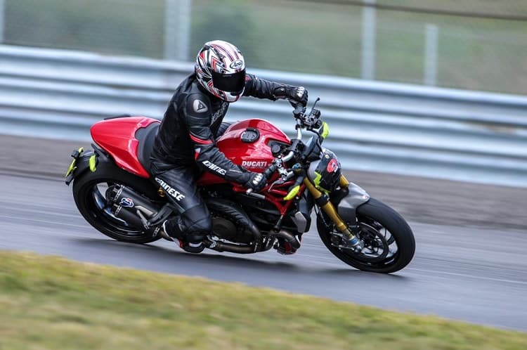 Track Motorcycle - Ducati Monster