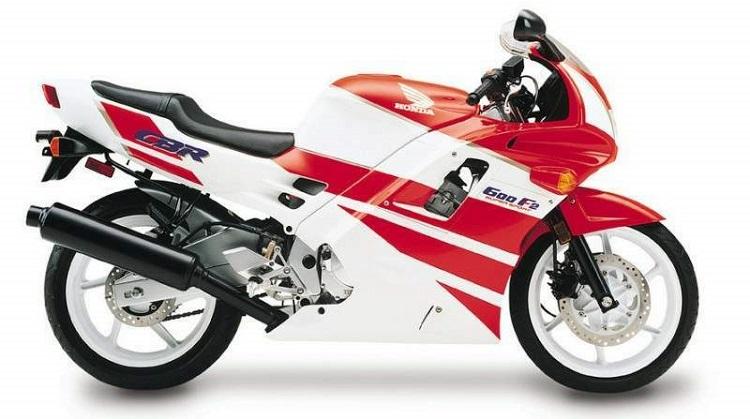 Cheap Track Motorcycle - Honda CBR600F2