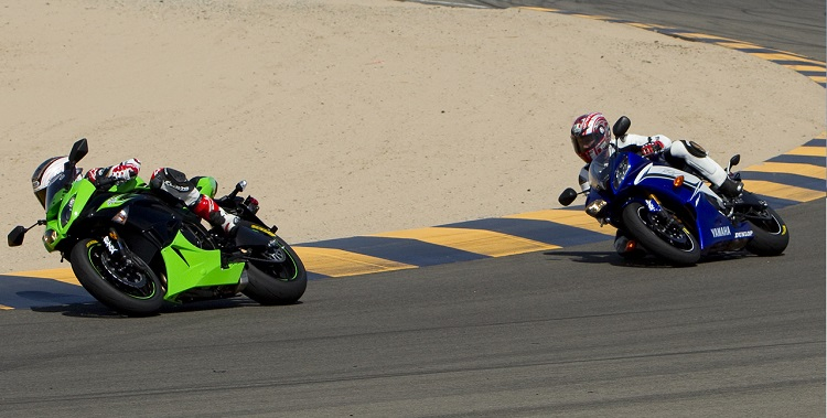 Cheap Track Motorcycle - Racers