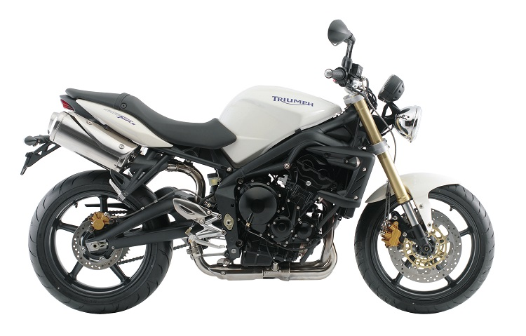 Cheap Track Motorcycle - Triumph Street Triple