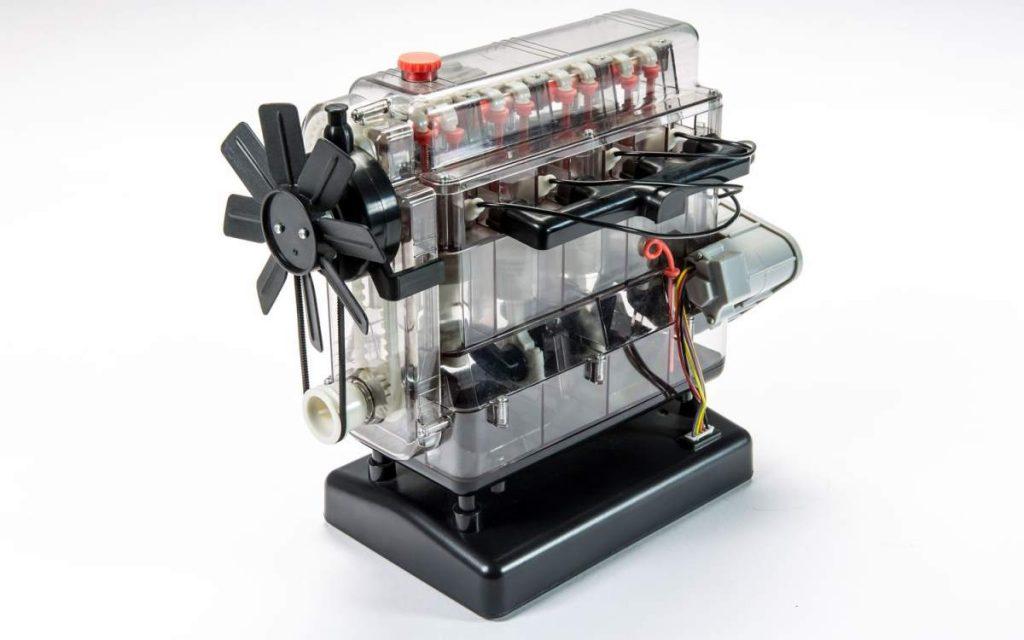Airfix Engineer Mini Engine Kit