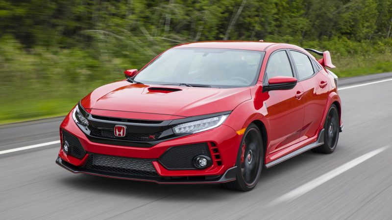 Best Hatchbacks 2019 - Honda Civic Type R is hands-down one of the best hatchbacks 2019 is bringing our way