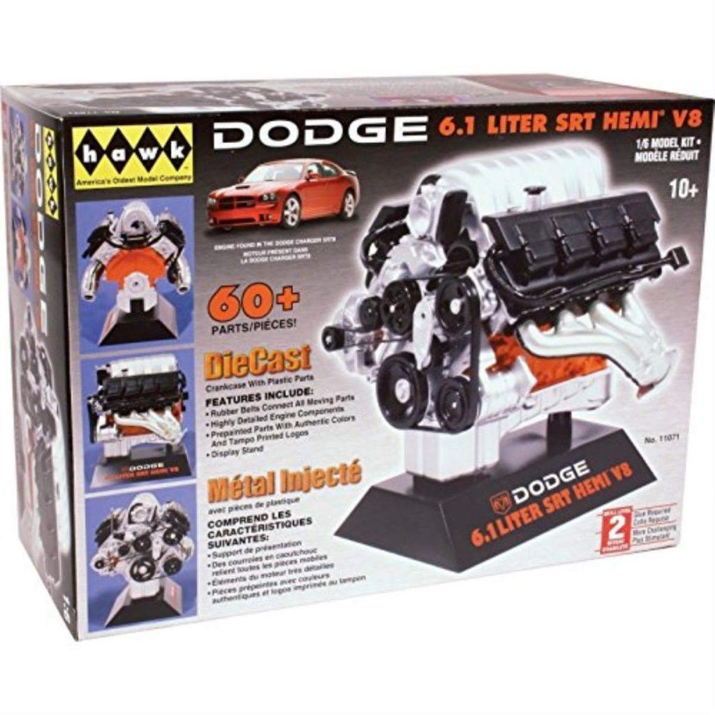 Hawk Dodge SRT-8 Mini Engine Kit