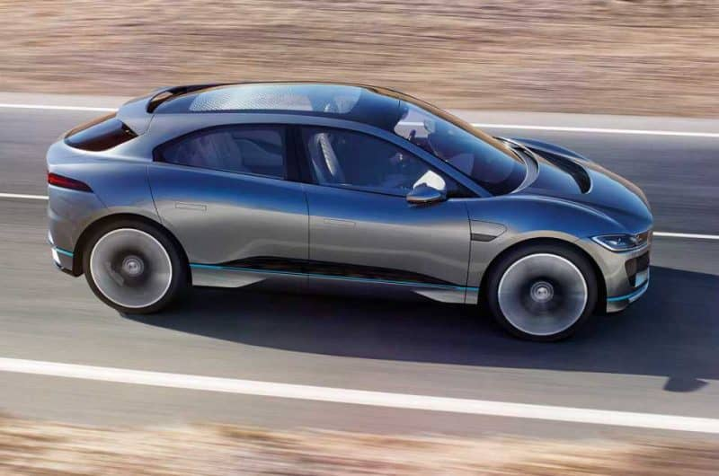Jaguar I Pace Might Be The Best Hybrid Suv 2019 Is Bringing Our Way