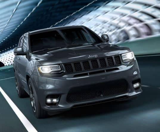 Jeep Grand Cherokee SRT - Best Sporty SUV