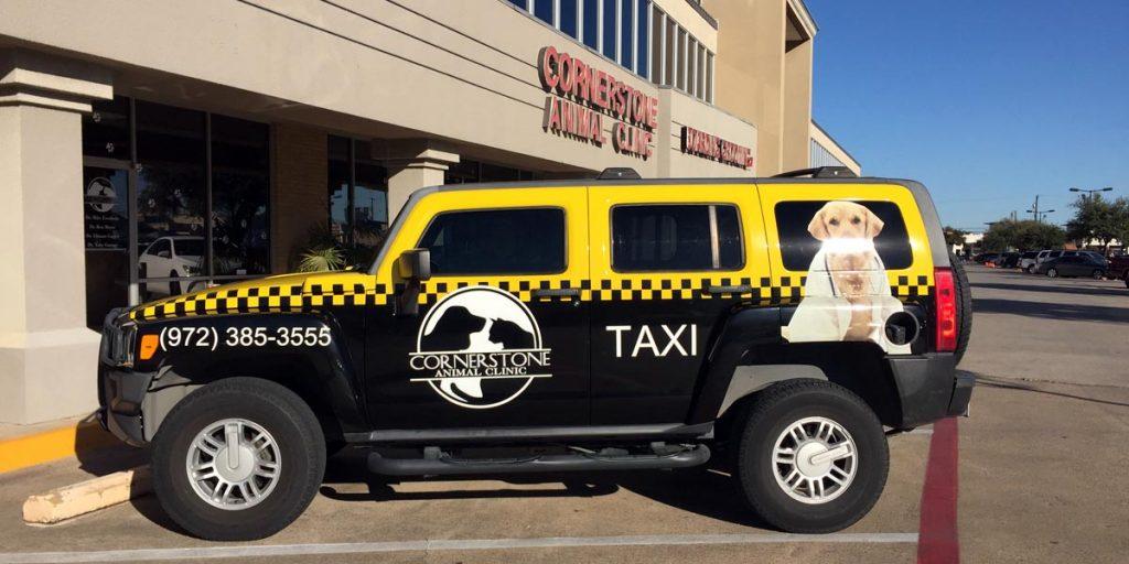 Pet Taxi Service Driving Jobs