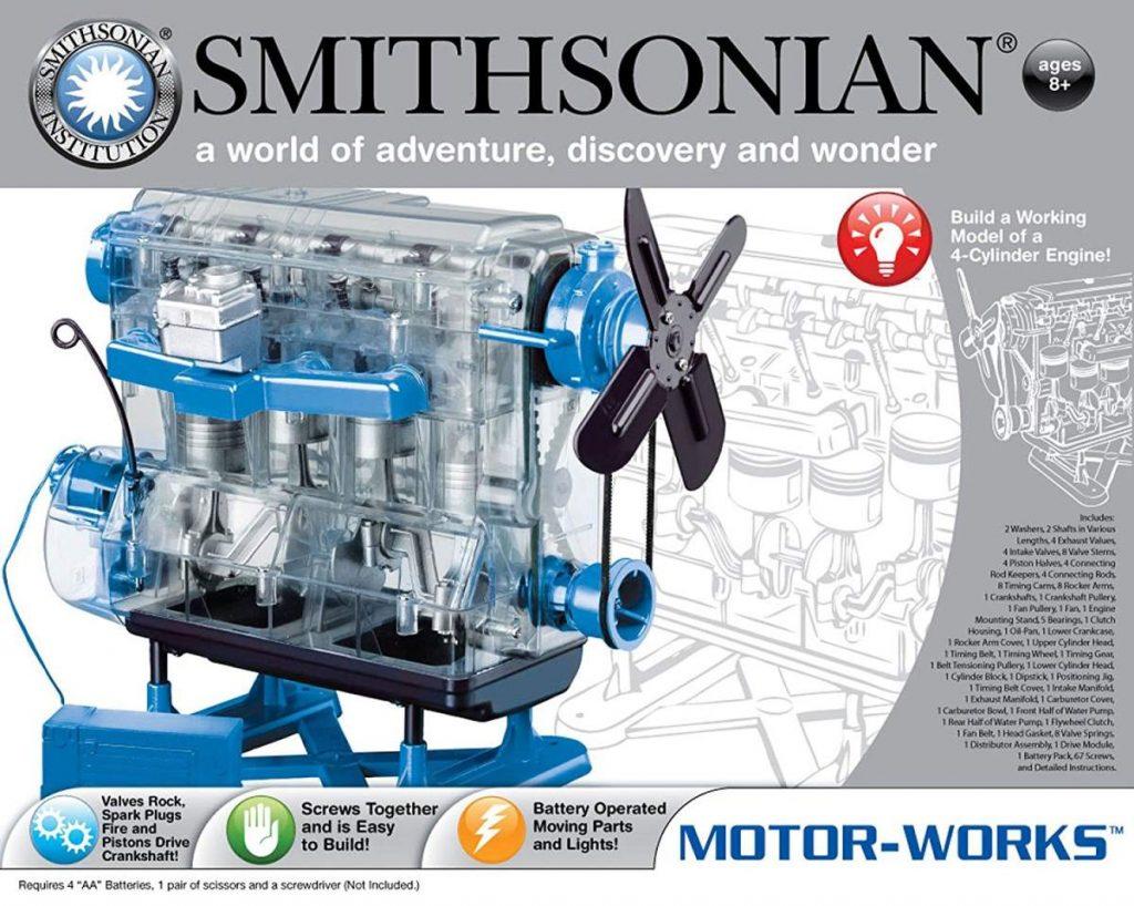 Smithsonian Institution Mini Engine Kit