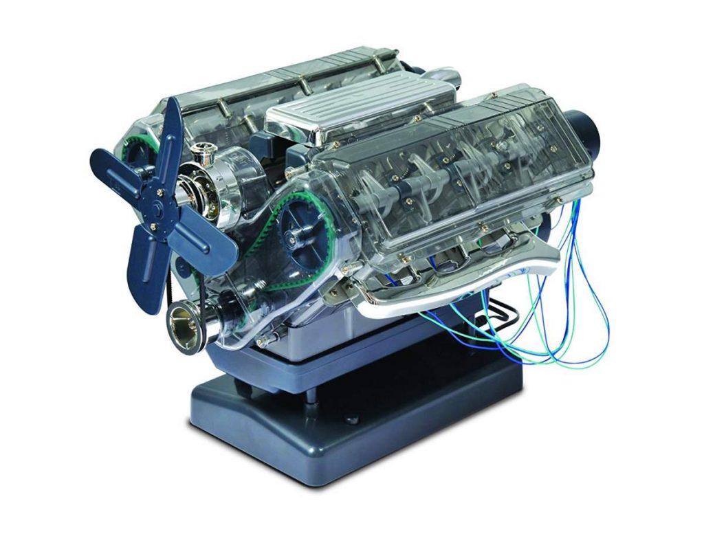 Trends UK Haynes V8 Mini Engine Kit