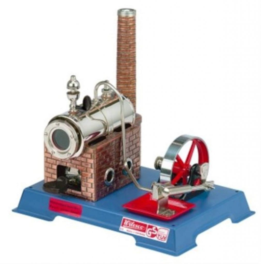 Wilesco D5 Steam Mini Engine Kit