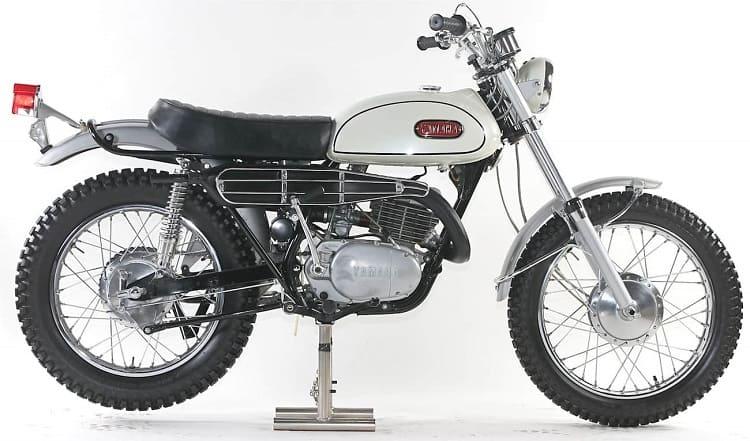 1. Yamaha Dirt Bikes - 1968 Yamaha DT-1
