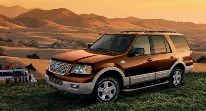 2006 Ford Expedition best used SUV under 10000