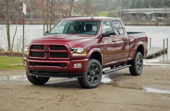 2018 Ram 2500HD cheap heavy-duty truck