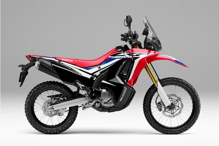 250cc Dirt Bike - Honda CRF250L Rally