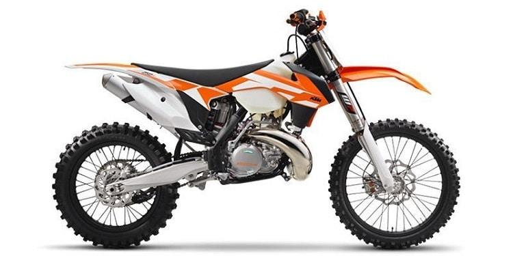 250cc Dirt Bike - KTM 250 XC