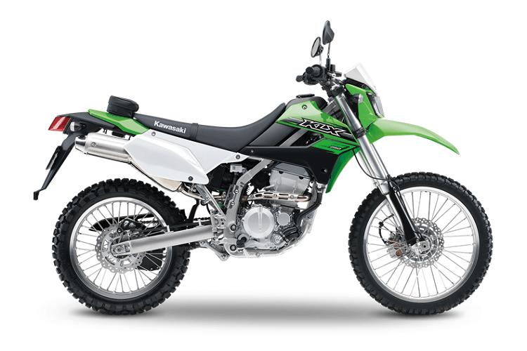 250cc Dirt Bike - Kawasaki KLX250