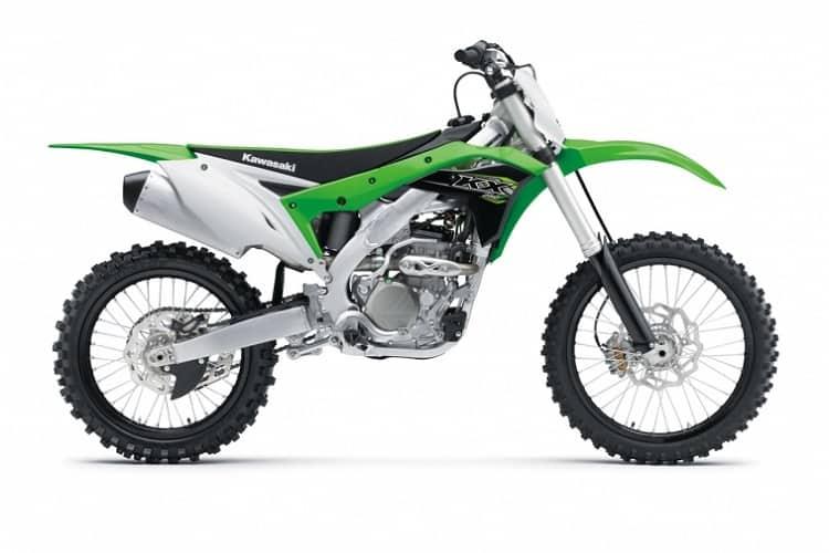 250cc Dirt Bike - Kawasaki KX250F