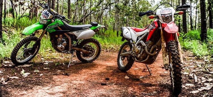 250cc Dirt Bike - Shootout