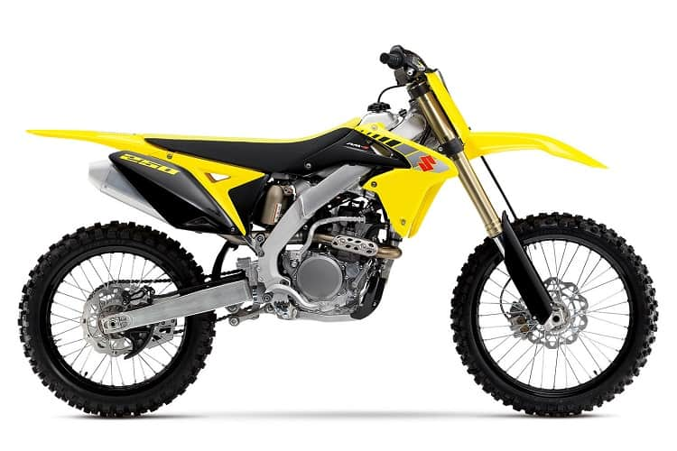 250cc Dirt Bike - Suzuki RM-Z250