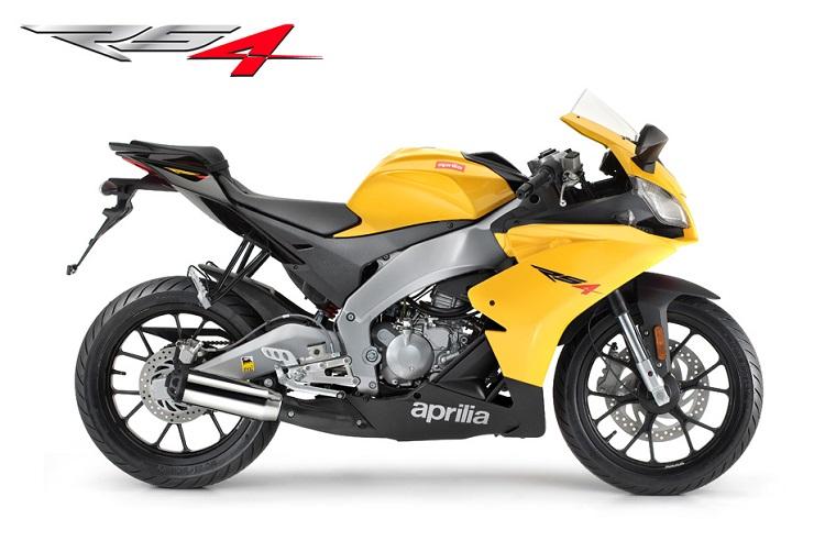 50cc Motorcycle - Aprilia RS4 50