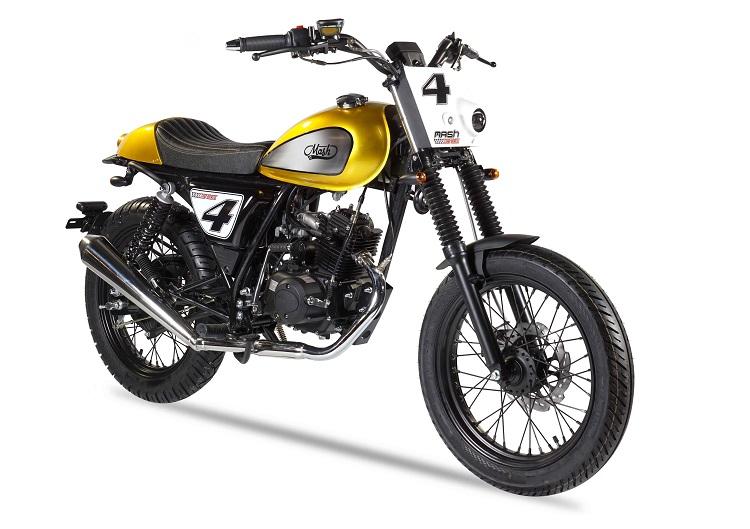 50cc Motorcycle - Mash Motors Dirt Track 50
